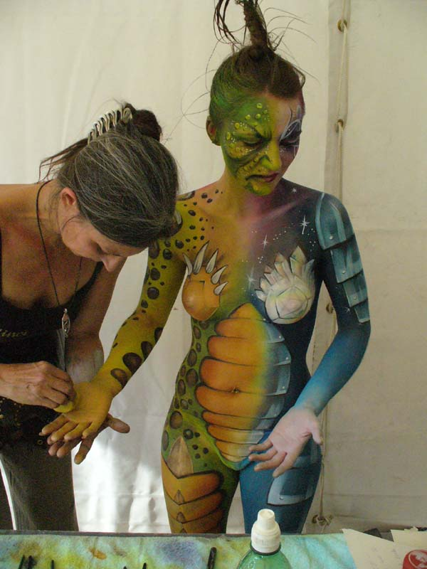 2525 body paint - nearly finished